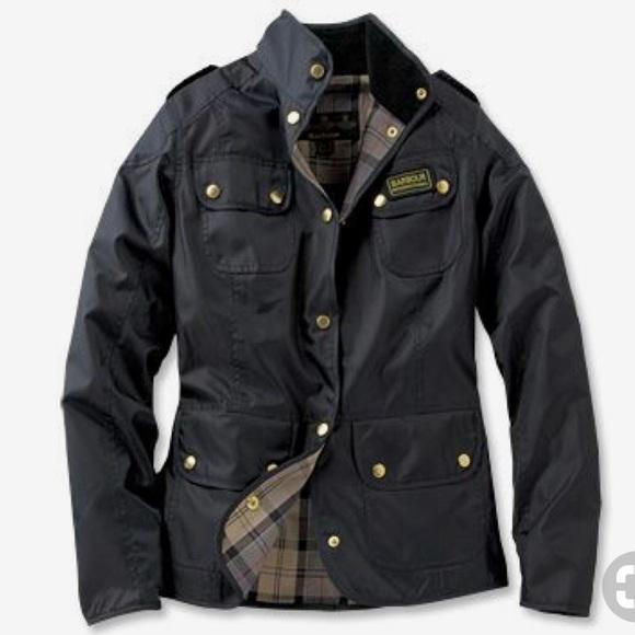 b73590a60bceb Barbour International Vintage Lightweight Jacket